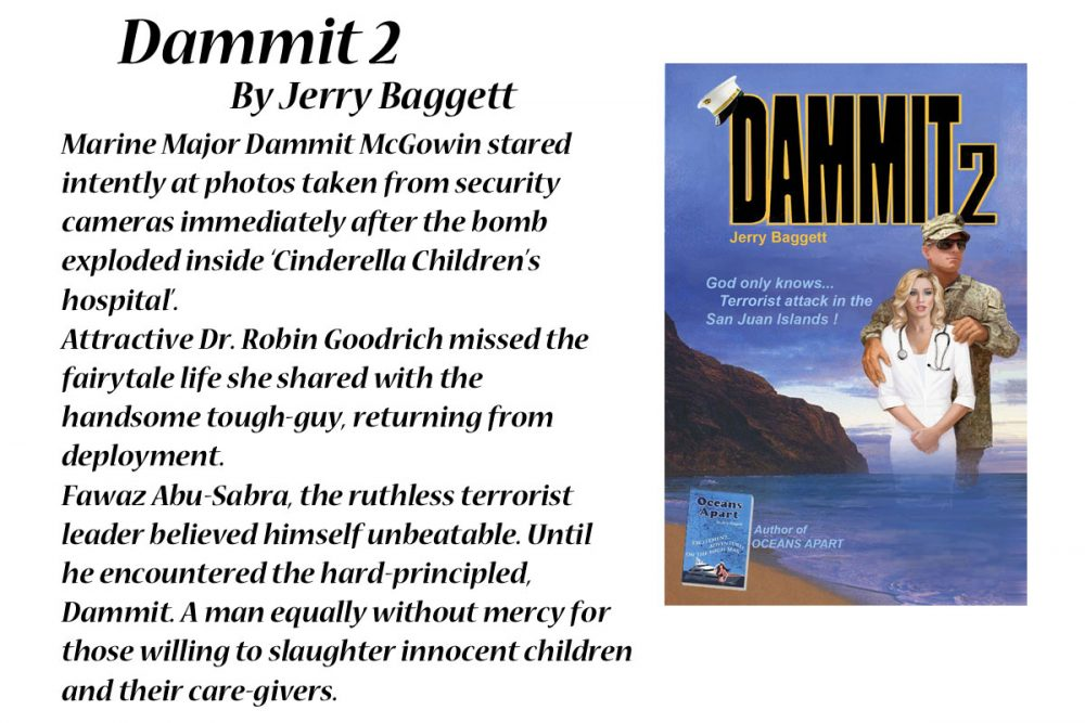 Jerry Baggett's Dammit 2 Storyline