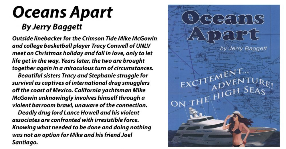 A Sea Story - Oceans Apart by Jerry Baggett