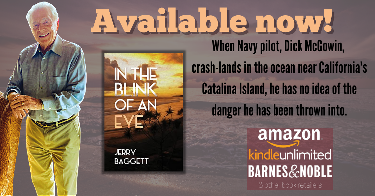 Action packed Romantic Thriller- In the Blink of an Eye